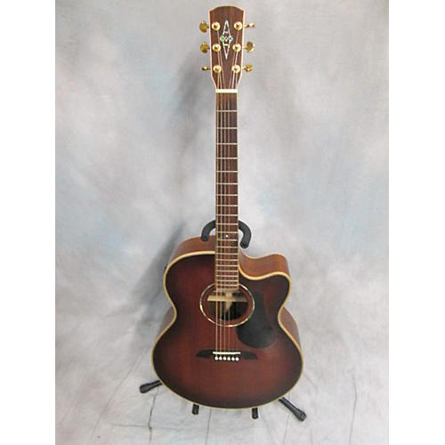 Alvarez Pj-85sc Acoustic Electric Guitar-thumbnail