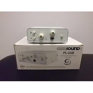 Pre-owned Gem Sound Pl-usb DJ Controller by Gem Sound