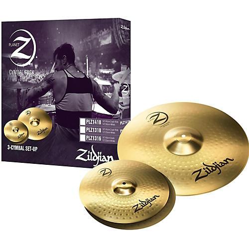 Zildjian Planet Z 3 Pack Pro
