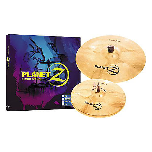 Zildjian Planet Z Z3 Plus Pack-thumbnail