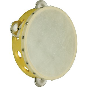Rhythm Band Plastic Rim Tambourine by Rhythm Band