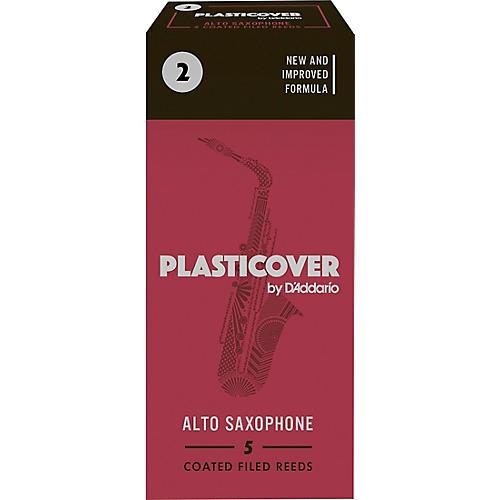 Rico Plasticover Alto Saxophone Reeds-thumbnail