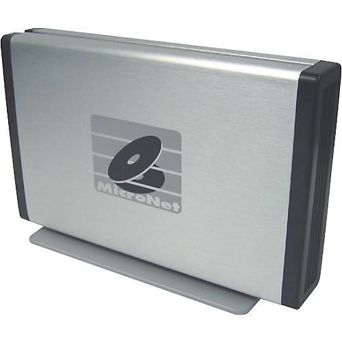 MicroNet Platinum 200GB FireWire+USB 2.0 Hard Drive-thumbnail