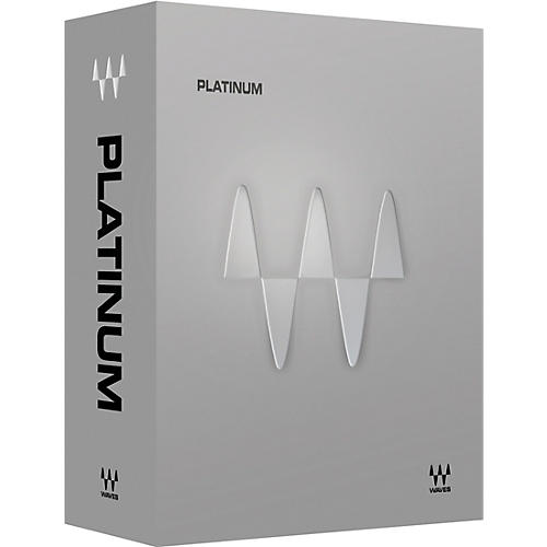 Waves Platinum Bundle Native/TDM/SG Software Download