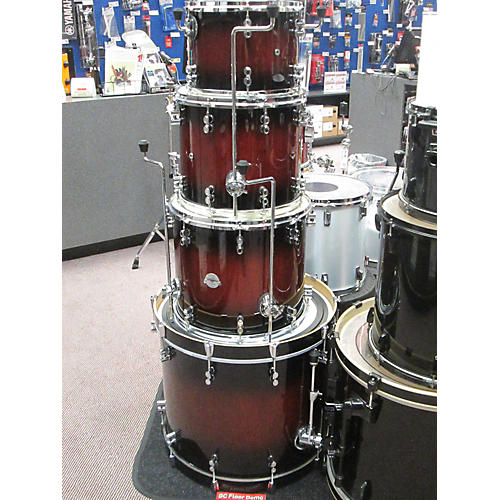 Used pdp by dw platinum drum kit guitar center for 14x12 floor tom