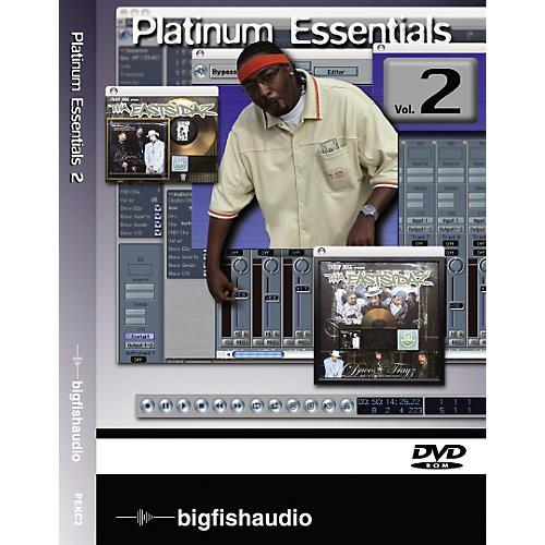 Big Fish Platinum Essentials 2 Audio Loops