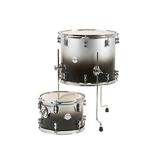 PDP by DW Platinum Lacquer 2-Piece Tom Drum Pack-thumbnail