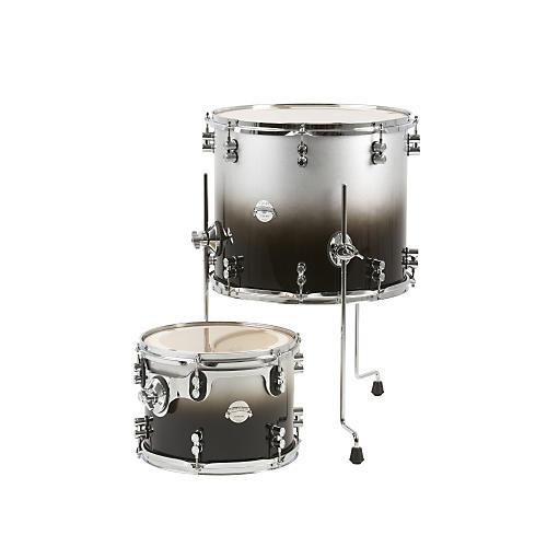 PDP Platinum Lacquer 2-Piece Tom Drum Pack