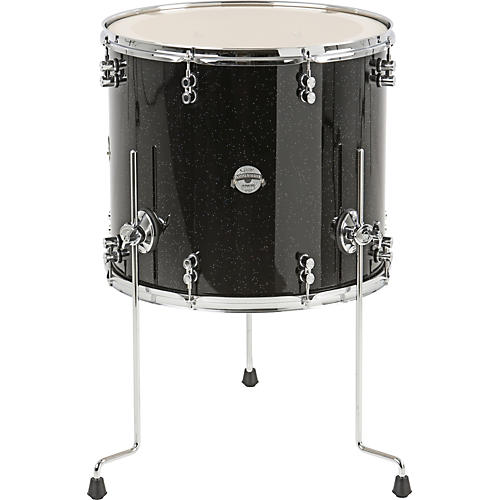 PDP by DW Platinum Lacquer Floor Tom