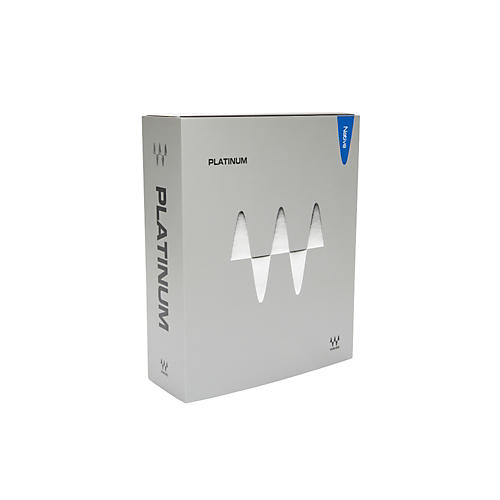 Waves Platinum Native Plug-In Bundle Hybrid CD Win/Mac-thumbnail