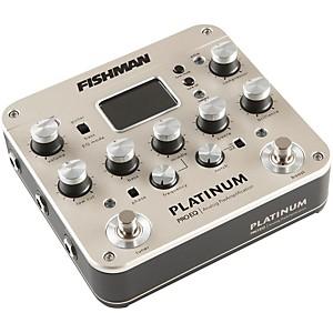 Fishman Platinum Pro EQ Acoustic Guitar Preamp by Fishman
