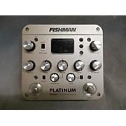 Fishman Platinum Pro Eq Guitar Preamp
