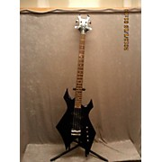 B.C. Rich Platinum Series Warlock Bass Electric Bass Guitar