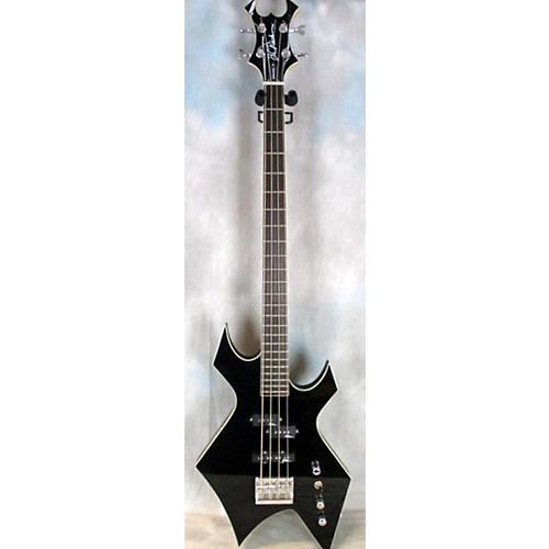 B.C. Rich Platinum Series Warlock Bass Electric Bass Guitar