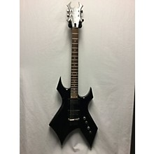 B.C. Rich Platinum Series Warlock Solid Body Electric Guitar