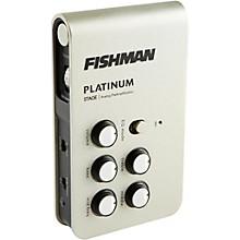 Fishman Platinum Stage Acoustic Guitar Preamp Level 1