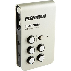 Fishman Platinum Stage Acoustic Guitar Preamp by Fishman