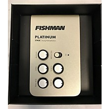 Fishman Platinum Stage Preamp Acoustic Guitar Pickup