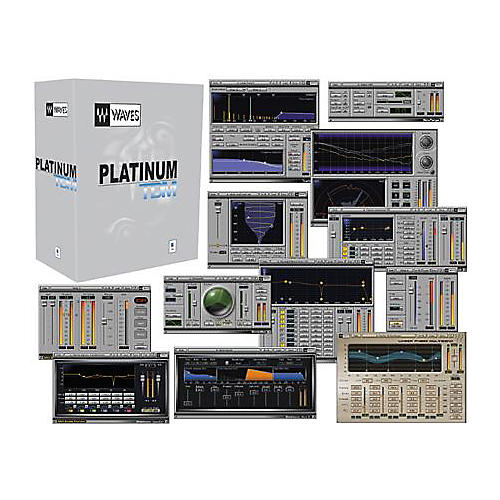 Waves Platinum TDM Plug-In Bundle