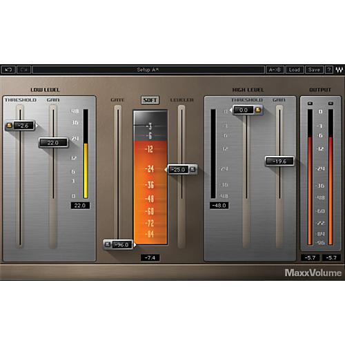 Waves Platinum Upgrade for Gold/L2/Ren II TDM License
