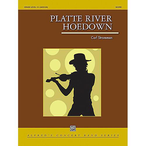 Alfred Platte River Hoedown Concert Band Grade 3.5 Set