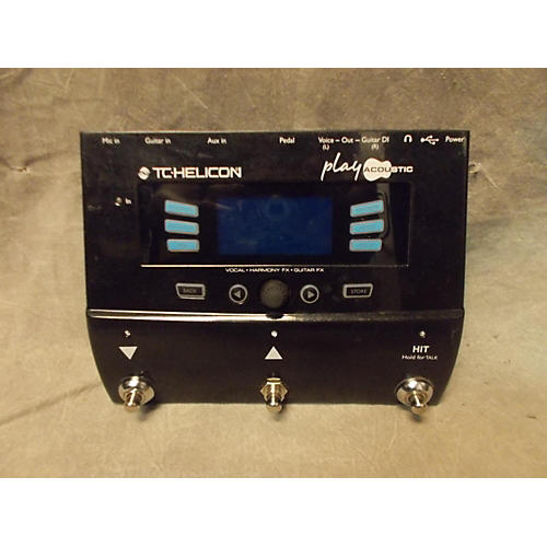 TC Helicon Play Acoustic Effect Processor-thumbnail