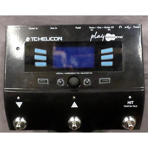 TC Helicon Play Acoustic Vocal Processor-thumbnail