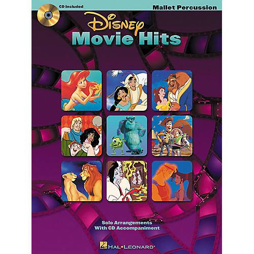 Hal Leonard Play Along Disney Movie Hits (Book/Online Audio)-thumbnail