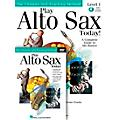 Hal Leonard Play Alto Sax Today! Beginner's Pack - Includes Book/CD/DVD-thumbnail