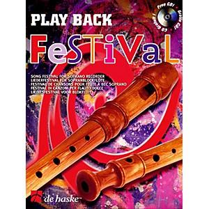 De Haske Music Play Back Festival Song Festival for Soprano Recorder De H... by De Haske Music