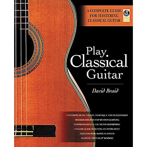 Hal Leonard Play Classical Guitar