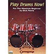 Centerstream Publishing Play Drums Now! A Complete Lesson In A Box Vol 1 (DVD) Instructional/Drum/DVD Series DVD by Dick Petrie