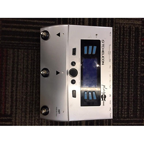TC Helicon Play Electric Effect Pedal