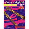 De Haske Music Play 'Em Right Latin - Vol. 2 (Vol. 2 - Clarinet) De Haske Play-Along Book Series thumbnail