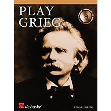 De Haske Music Play Grieg (for Clarinet) De Haske Play-Along Book Series BK/CD