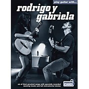 Music Sales Play Guitar With Rodrigo Y Gabriela (Book/Online Audio)