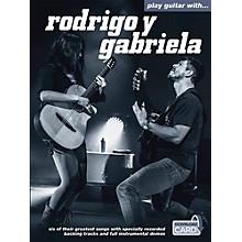Music Sales Play Guitar With Rodrigo Y Gabriela (Book/Online Audio)