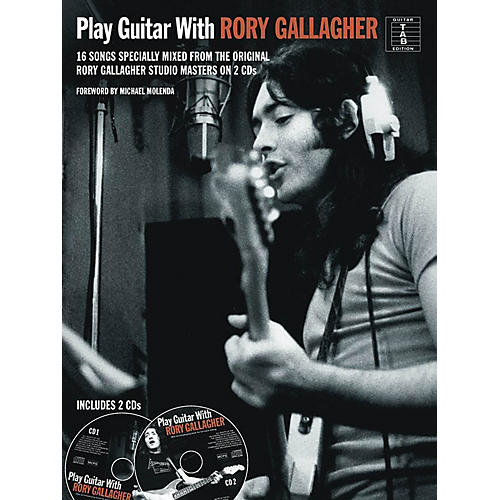 Music Sales Play Guitar With Rory Gallagher