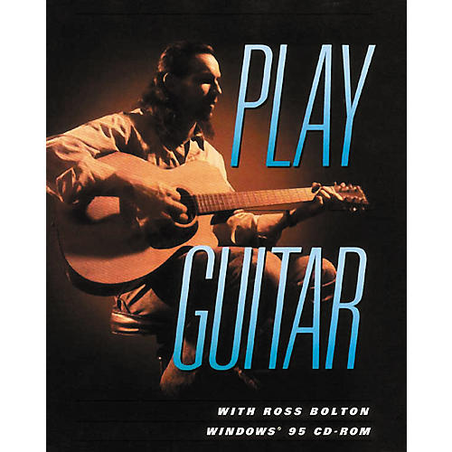 Hal Leonard Play Guitar with Ross Bolton (CD-ROM)