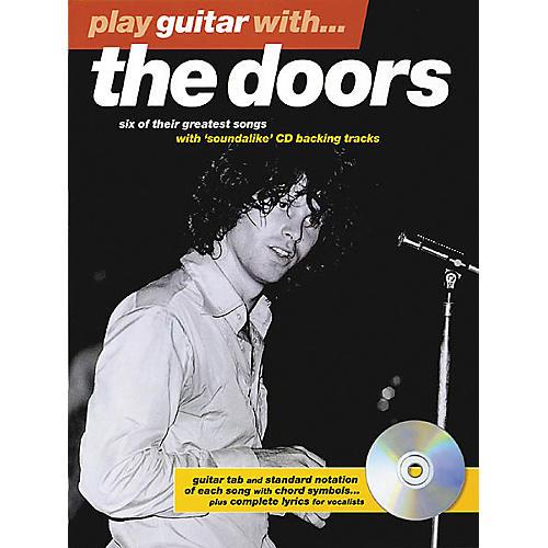 Hal Leonard Play Guitar with The Doors (Book/CD)-thumbnail