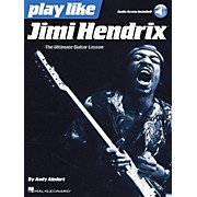 Play Like Jimi Hendrix - The Ultimate Guitar Lesson Book/Online Audio