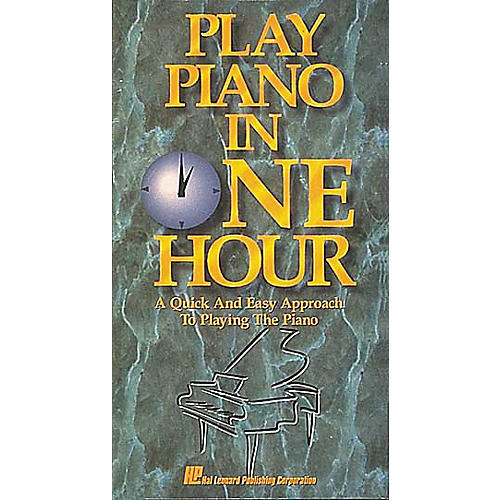 Hal Leonard Play Piano In One Hour