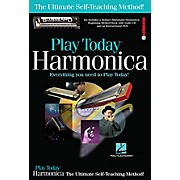 Hal Leonard Play Today Harmonica Complete Kit (Book/CD/DVD/Harmonica)