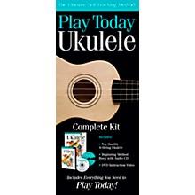 Hal Leonard Play Today Ukulele Complete Kit Level 1