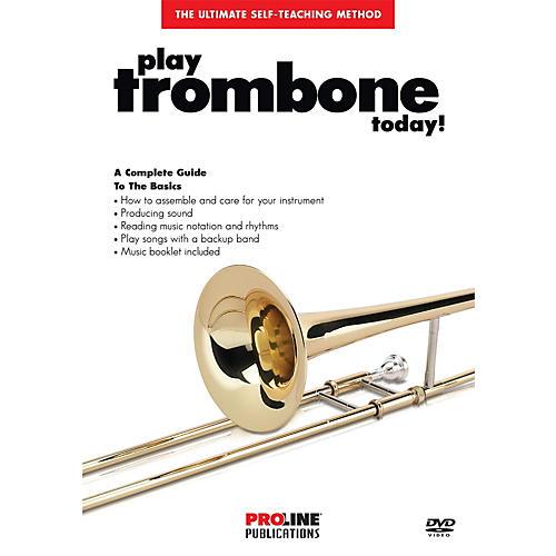 Proline Play Trombone Today DVD-thumbnail