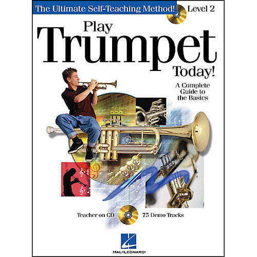 Hal Leonard Play Trumpet Today! Level 2 Book/CD
