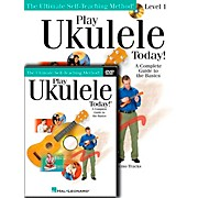 Play Ukulele Today! Beginner's Pack (Book/CD/DVD)