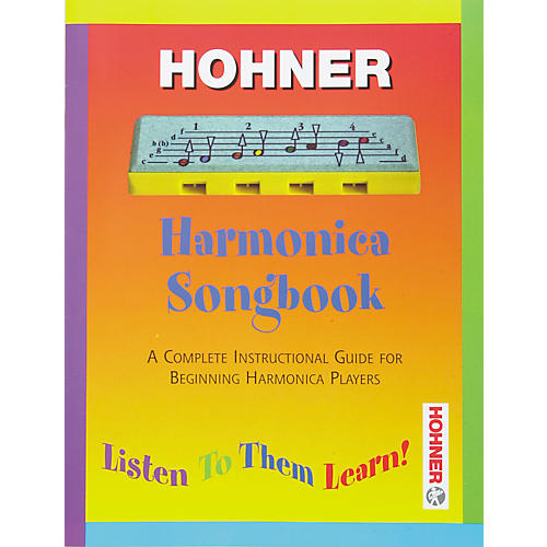 Hohner Play and Learn Harmonica Package-thumbnail