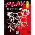 Alfred Play the Drums Book & MP3-MP4 CD Intermediate  Thumbnail
