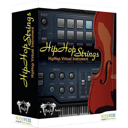 Sonivox Playa HipHop Strings-thumbnail